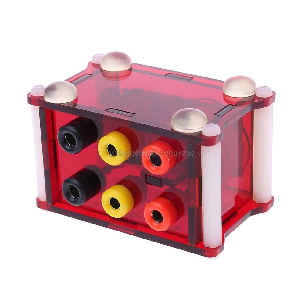 Condensador de resistencia de inductancia de alta precisión LRC calibrador Módulo de referencia caja LRC calibrador multímetros My17 19 Dropship