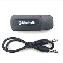 Bluetooth sans fil USB Portable Mini voiture Bluetooth musique Audio récepteur adaptateur 3.5mm audio stéréo pour téléphones Android