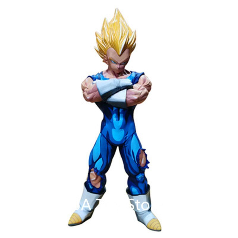 Dragon Ball Z Grandista Super Saiyan Vegeta Manga dimensiones de PVC colección de figuras de acción modelo de juguete