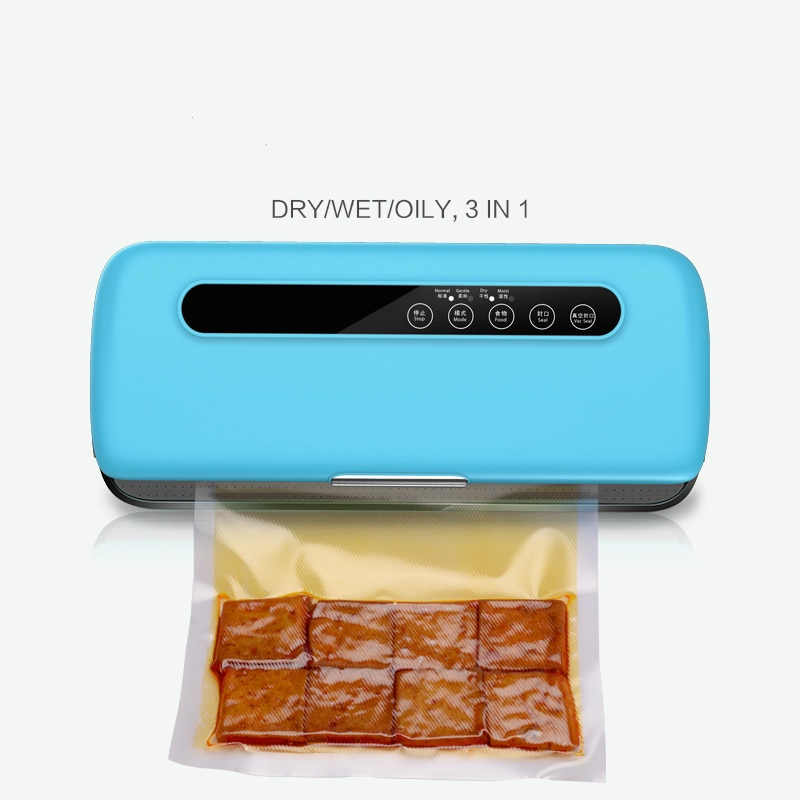 Vacuum Food Sealers sealing machine household automatic small commercial wet and dry packaging