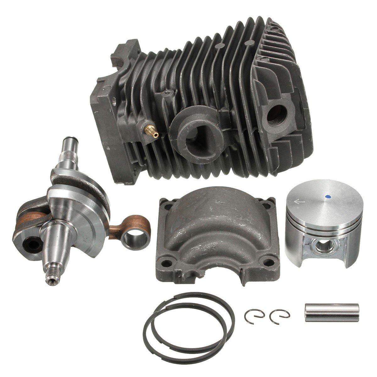 42,5 мм двигатель двигателя для STIHL MS250 цилиндр поршня коленчатого вала цепная пила для Stihl 023 025 MS230 MS25 1123 020 1209