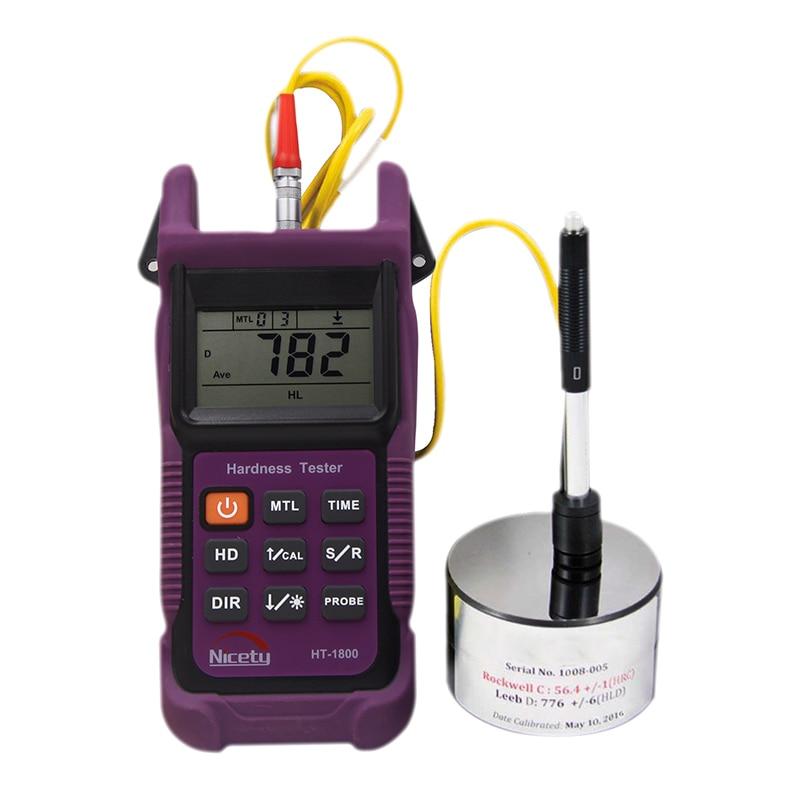 Portátil da Dureza de Astm A956 do Verificador da Dureza de Digitas Verificador Rockwell b & c
