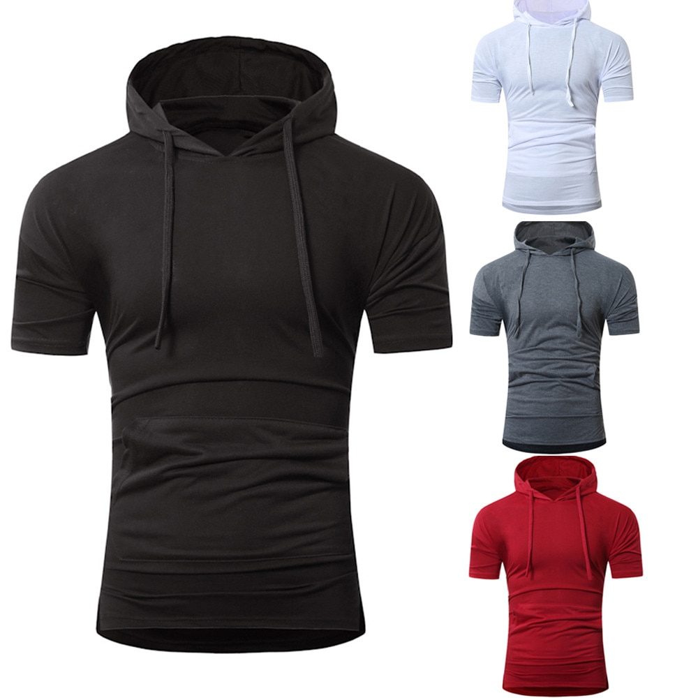 Imprimir hombres de manga corta con capucha sudadera hombres verano sudaderas jerséis de camisa chándal tops polos camiseta F1