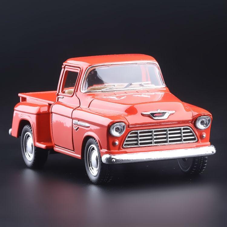 Автомобиль KiNSMART, для стайлинга автомобилей Ford 1955, Chevrolet Stepside, 136, сплав