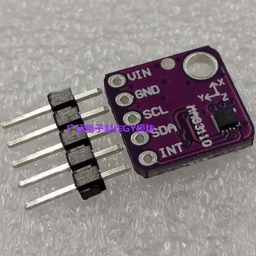 GY-MAG3110 3 achse magnetfeld drei achsen magnetometer elektronische kompass sensor modul