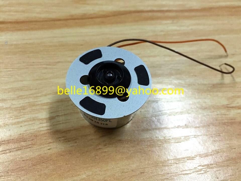 12350 DVD motor JQ24-35I350FL / JQ24-35I350F / JQ24-35H440 CMS-S76 / CMS-S78 spindle motor 5.9 V with beads (RF-300FA-12350 )