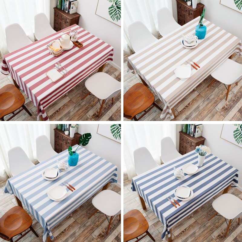 Mantel Rectangular para decoración De boda, cubierta De la Mesa De café,...