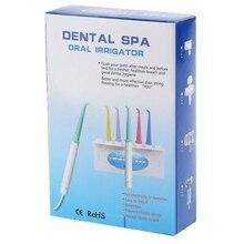 Professionelle Dental Floss Wasser Oral Irrigator Dental SPA Wasser Reiniger Zahn Flosser Reinigung Oral Gum Dental Care Jet