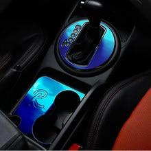 Tasse à eau pour voiture   Pour KIA Sportage R 2011 2012 2013 2014, panneau de vitesse, couvercle décoratif intérieur, accessoires en acier inoxydable
