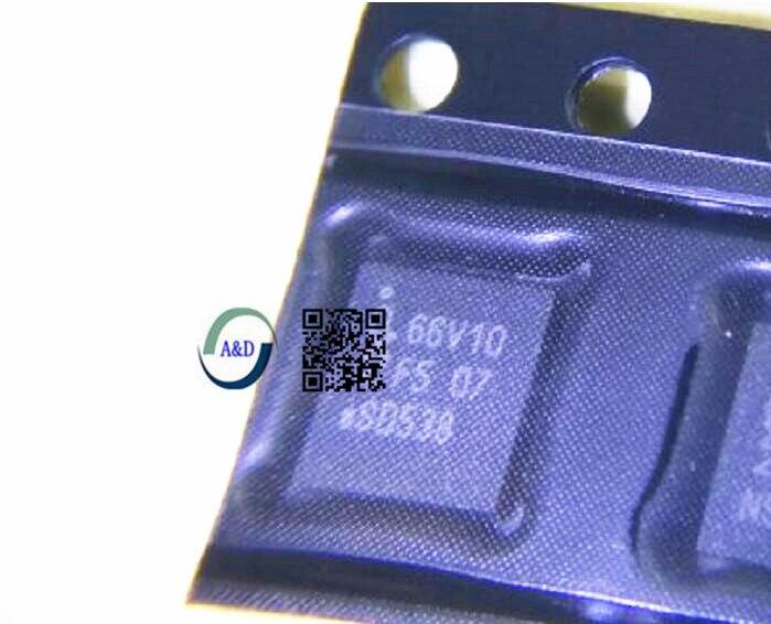 66v10 5 pcs 100% novo e original para o iphone 5SE 6 s 6 s + 6 s plus Controlador NFC IC