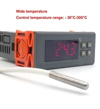 220 V 110 V 12 V 30A 10A contrôleur de température du four avec plage de contrôle-30 ~ 300 degrés