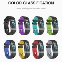 new arrival g26s waterproof touch bluetooth smart bracelet fitness tracker sport wristband