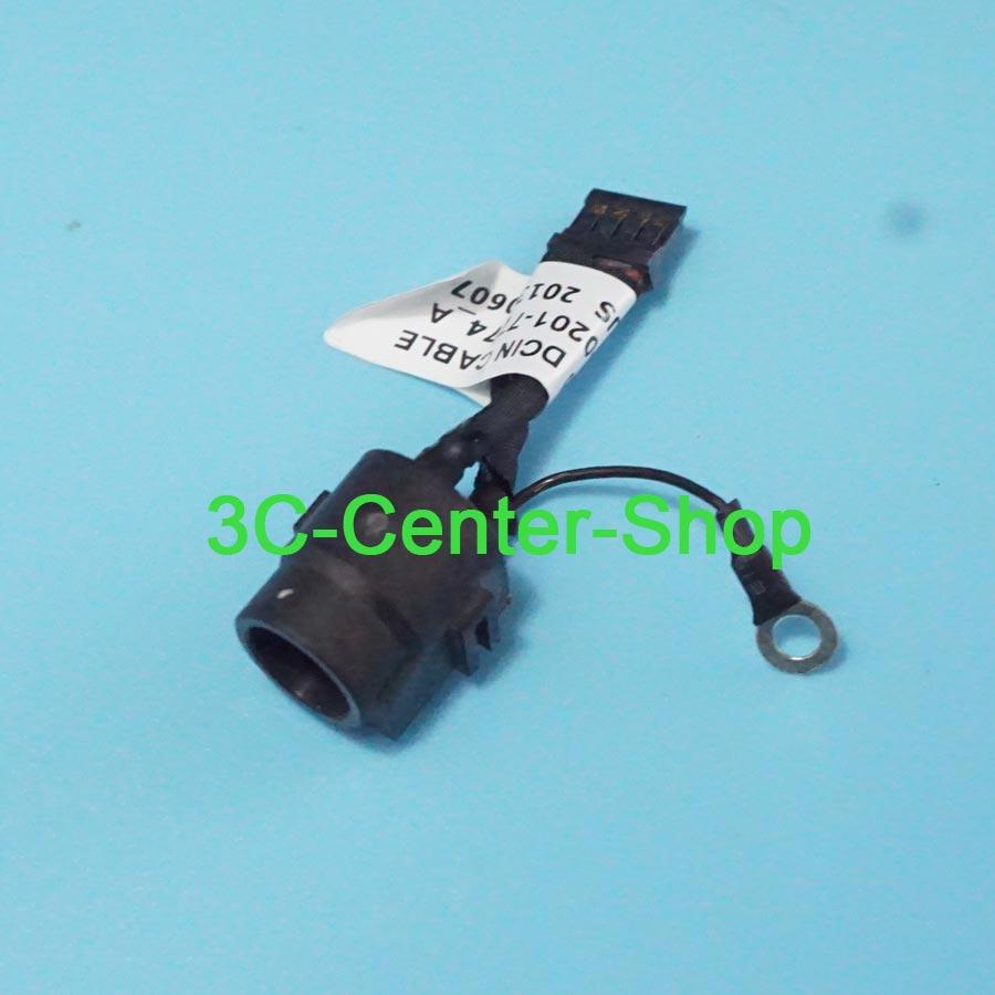 Conector Jack DC para SONY VAIO SVE11 Series V180 603-0201-7774, Cable de toma de corriente CC