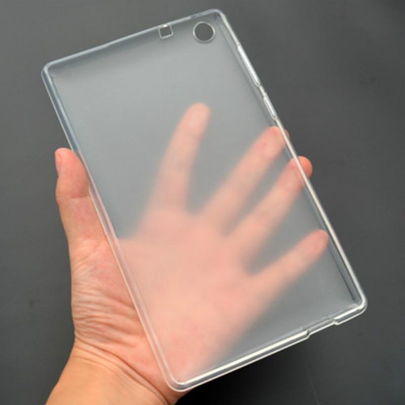 Funda de silicona para Asus Zenpad C 7,0 Z170 Z170CG Z170MG Z170C, funda protectora para tableta a prueba de golpes, funda trasera transparente suave Zenpad C 7,0