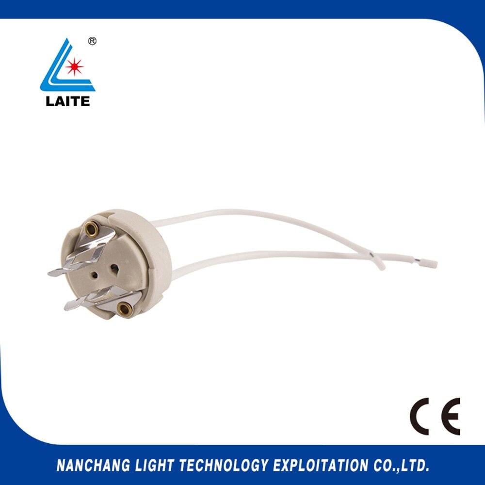 Suporte da lâmpada base de suporte da lâmpada halógena soquete GY9.5 GZ9.5 GY9.5 GZ9.5 G9.5 shipping-50pcs livre