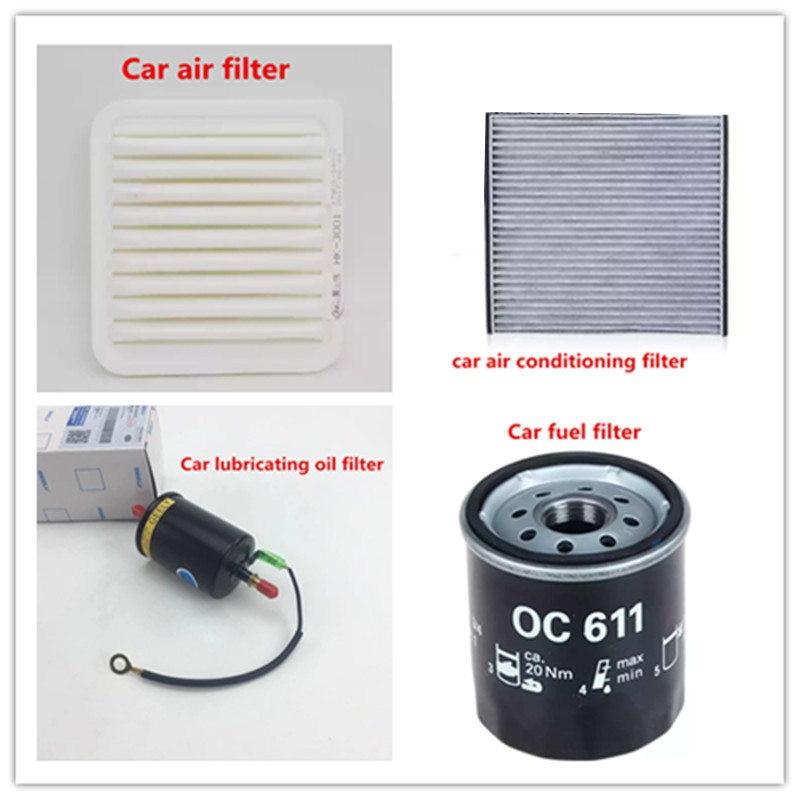Car air filter,car air conditioning filter,car fuel filter,car lubricating oil filte for Geely MK 1,,MK 2, MK-Cross