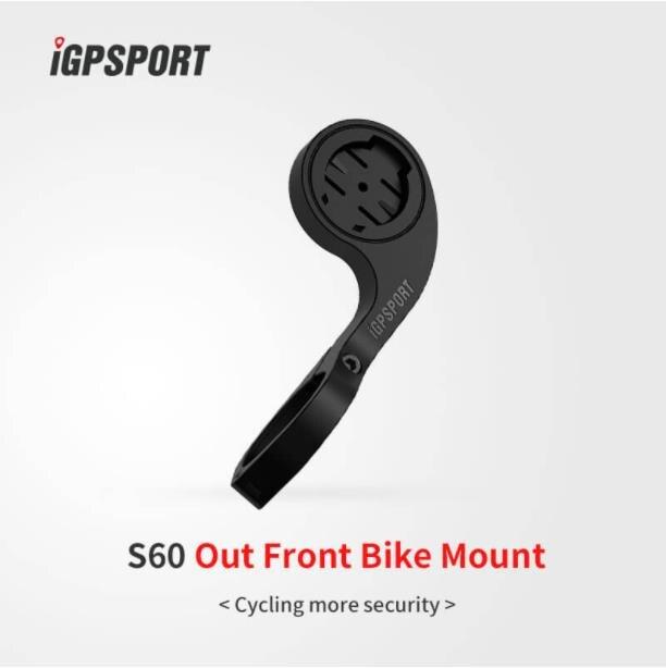 IGPSPORT S60 frente bicicleta montaje para iGPSPORT iGS10 iGS20 iGS130 iGS50EiGS8 garmin...
