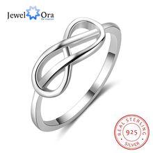 Anillo de plata 925 sólida a la moda para mujer, anillos de moda al por mayor, joyería a granel, gran oferta 2018 (Jewelora RI103506)