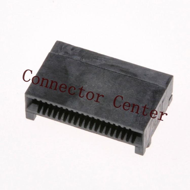 QSFP разъемы 0,8 мм 38 контактов QSFP + разъем