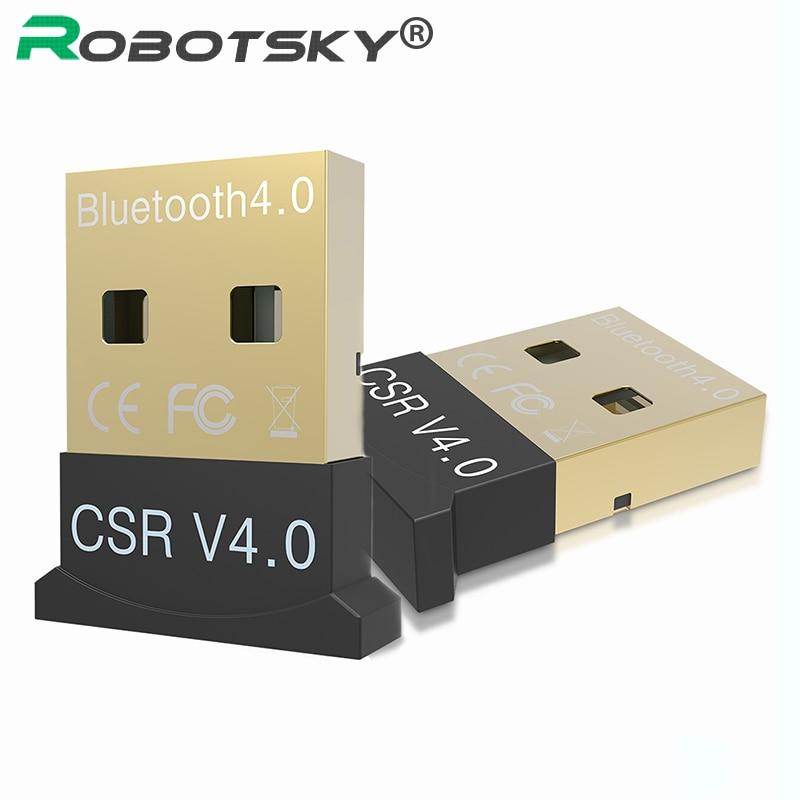 Mini USB Bluetooth V 4,0 de modo Dual Sem Fio Adaptador Dongle...