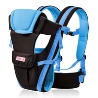 2017 0 30 months breathable front facing baby carrier 4 in 1 infant comfortable sling backpack pouch wrap baby kangaroo b0653
