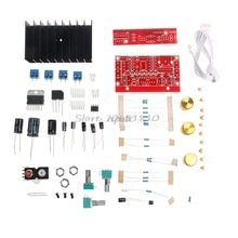 Deek-Robot TDA7377 güç amplifikatörü 2.1 DIY kiti 3 kanal ses ses AMP kurulu 12-18V DC toptan dropship