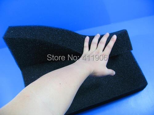 """Filtro de bio-esponja, almohadillas de espuma de bloque multimedia de 17,8 """"x 17,8"""" x 2,75 """", esponja bioquímica, Bio filtro"""