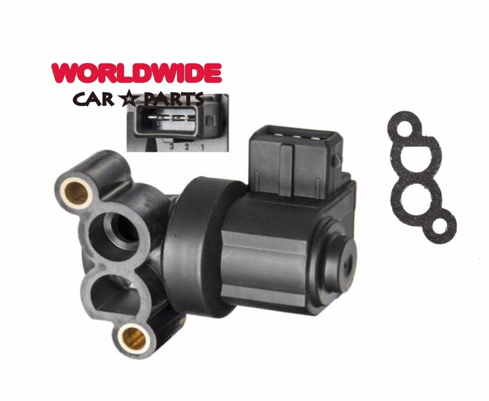Envío Gratis Válvula de control de aire en reposo IAC IACV 35150-22600 acento para Hyundai Elantra desde Tiburon Scoupe Dodge Verna 2000 AC4229AC493