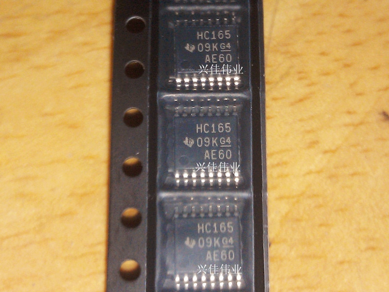 Registrador de cambios 10 Uds., auténtico, original HC165 74hc165PW SN74hc165pw TSSOP16
