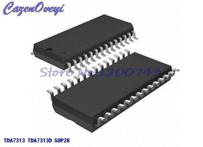 5pcs/lot TDA7313 TDA7313D TDA7313ND SOP-28 In Stock