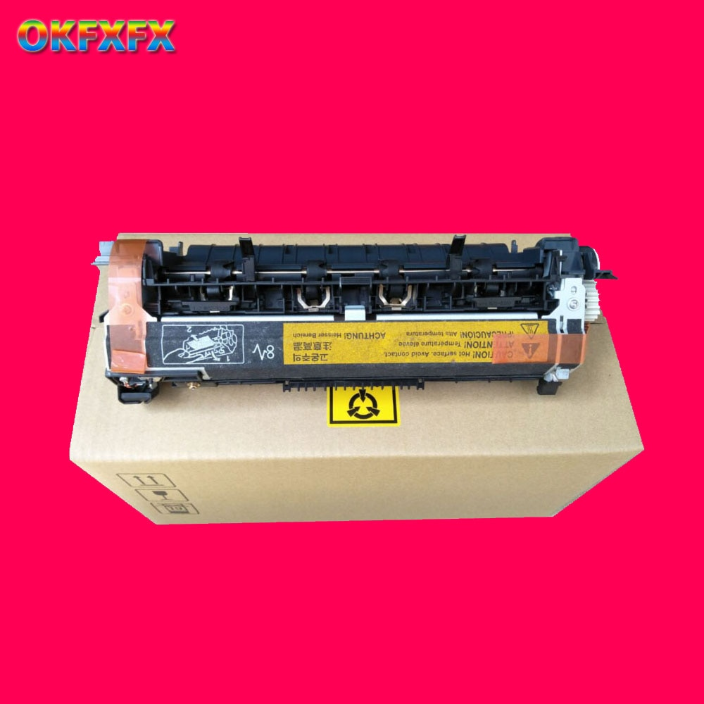 Original 95%New for hp P4014 P4015 P4515 P 4014 4015 4515 Fuser Unit Fuser Assembly 110V 220V RM1-4554 RM1-4579 Printer parts
