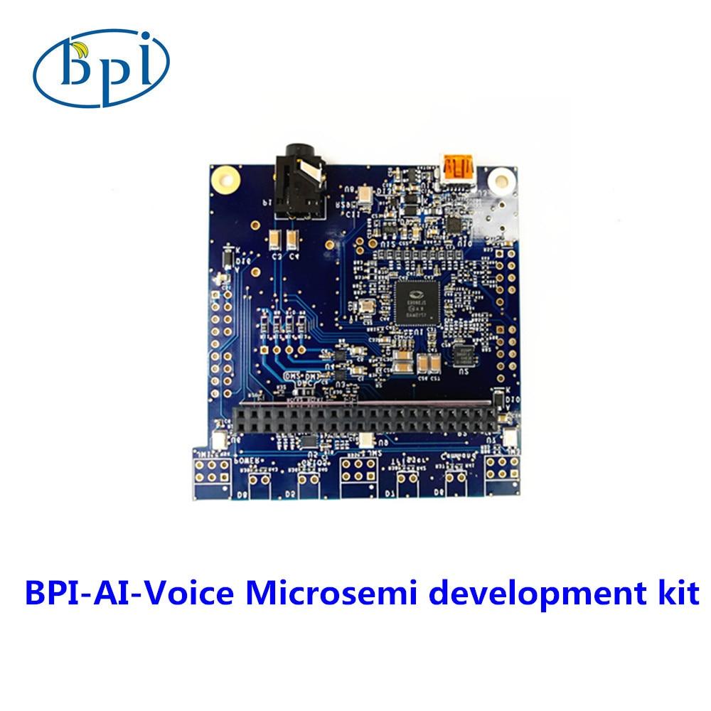 وحدة موز Pi BPI-AI-صوت (مصغر) للتعرّف على الكلام
