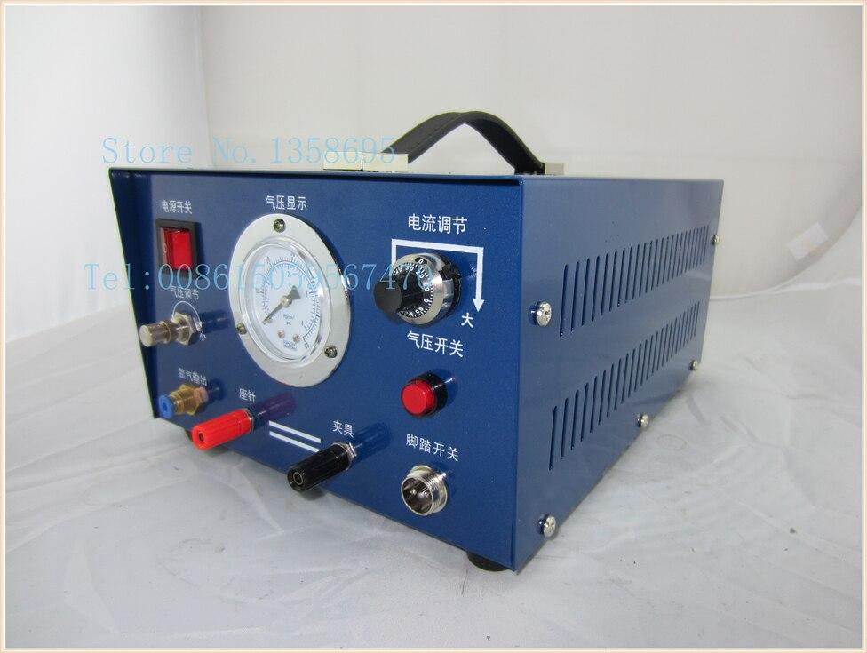 آلة لحام الأرجون للمجوهرات ، آلة لحام المجوهرات 220 فولت ، آلة صنع قلادة الذهب