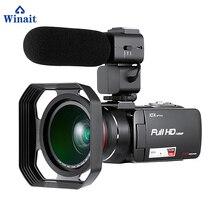 24Mp photographie 10X Zoom optique caméra vidéo numérique HDV-Z80 3.0