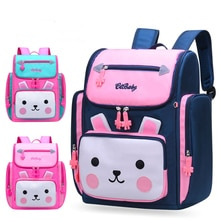 2019 cute cartoon princess school backpack for girls 2 sizes primary school bags kids travel backpacks mochila sac book bag