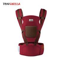 Babytrage Atmungs Ergonomische Träger Rucksack 0-36 Monate Multifunktions Tragetuch Wrap High Grade Hüfte Sitz BB3070