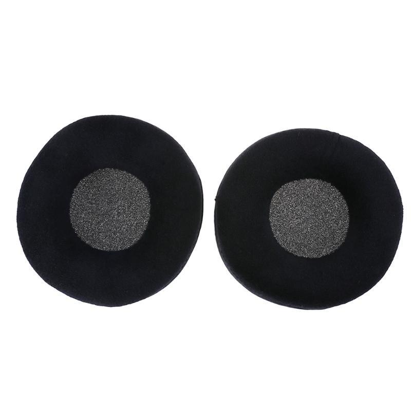 1 pair Velvet material Headphone Earcushion Replacement Ear Pads for Beyerdynamic DT770 DT880 DT990 DT 770 Headphone