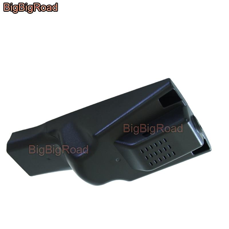 BigBigRoad For Lincoln MKZ MKX MKC 2015 Car Wifi DVR Video Recorder Dash Cam Camera FHD 1080P