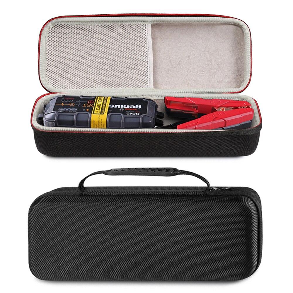 Mallette de rangement Portable en EVA dur pour NOCO génius Boost Plus GB40 1000 Amp 12 V UltraSafe Jump Starter mallette de rangement de protection
