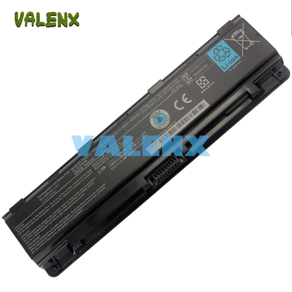 Batteria del computer portatile PA5024U-1BRS per Toshiba Satellite L845 L845D L850 L850D L855 L855D L870 L870D L875 L875D M800 M800D M801 M801D
