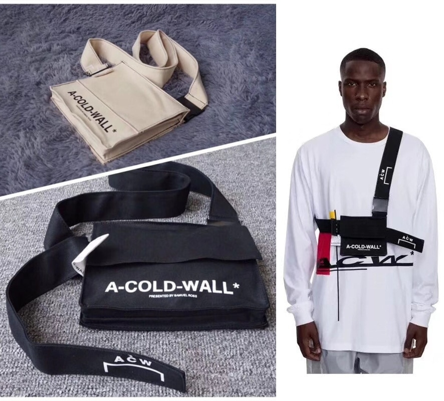 A-COLD-WALL ACW t shirt Wen 1:1 Top tees Fashion Casual Hip hop ACW Cotton T-shirt