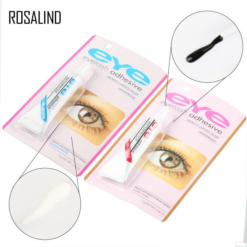 ROSALIND glue for eyelashes extension Lift Lifting Curlers Cosmetic Tools Waterproof Adhesive false eyelash glue remover