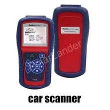 Autel-AutoLink AL419 OBD II   Livraison gratuite, lecteur de Code avec dépanneur, conseils de code, outil de Diagnostic de voiture