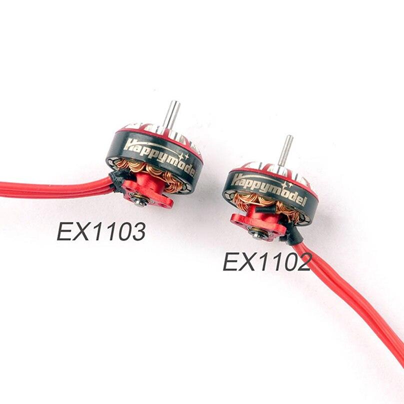 Happymodel EX1103 1103 6000KV 8000KV 12000KV 2-4S Bürstenlosen Motor für Sailfly-X Zahnstocher RC Drone FPV modelle DIY Zubehör