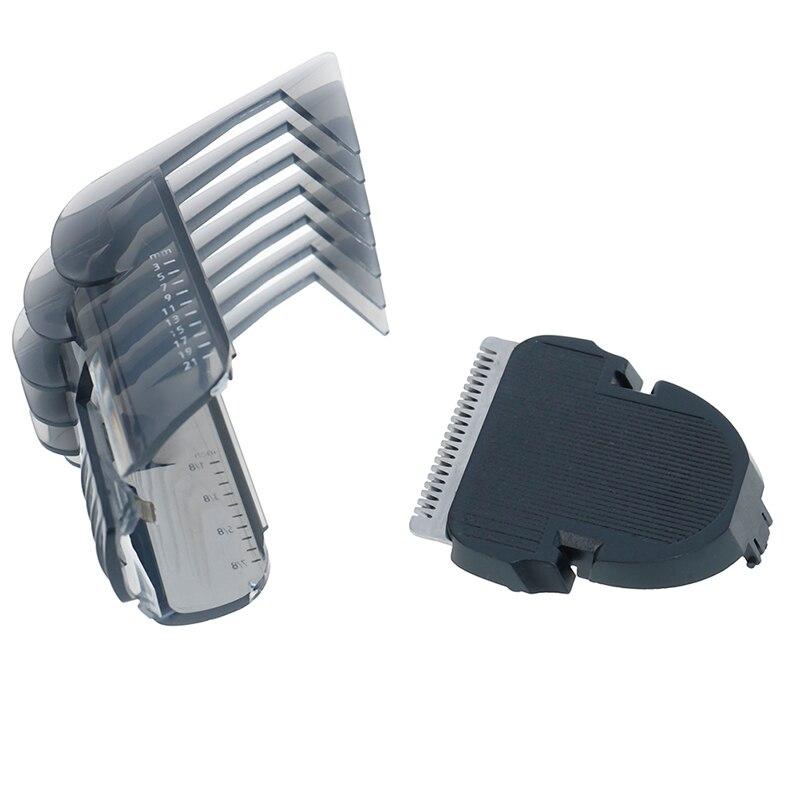 2019 chorro 2 unids/set peine de Maquinilla de cortar el pelo Pelo Trimmer Cutter para QC5105 QC5115 QC5155 QC5120