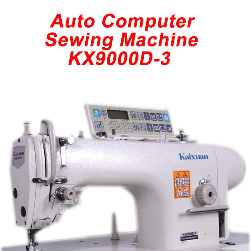 Auto Computer Sewing Machine KX9000D-3