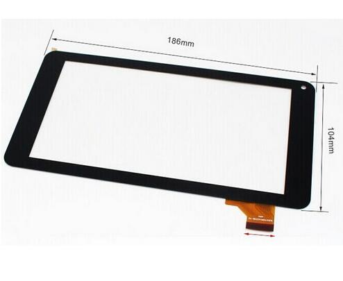 """Witblue nueva pantalla táctil para 7 """"Modecom FreeTAB 7001 HD Tablet Digitalizador de Panel táctil vidrio de sustitución con sensor envío gratis"""