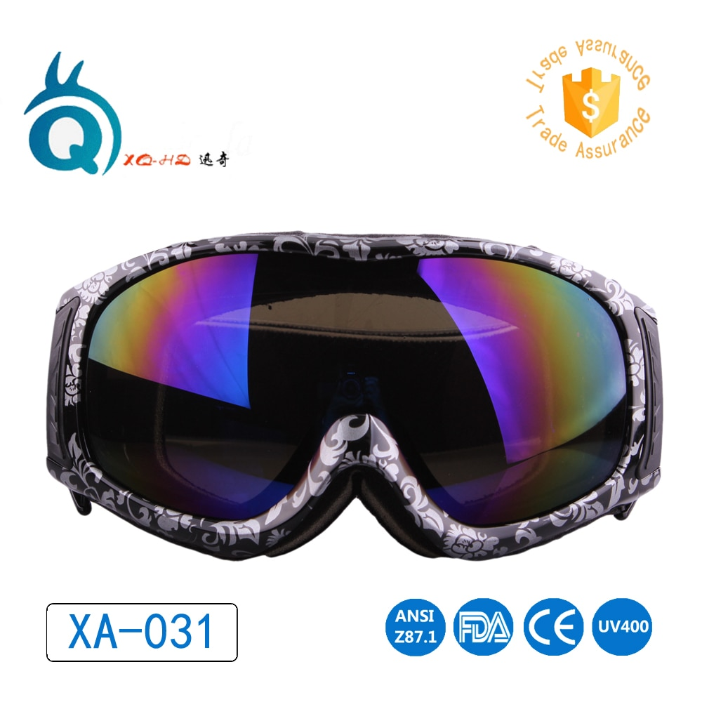 무료 배송 전문 스키 & 스키 모토 크로스 스노우 보드 스키 고글 남성 여성 unisex Wind proof Keep warm anti-fog goggle