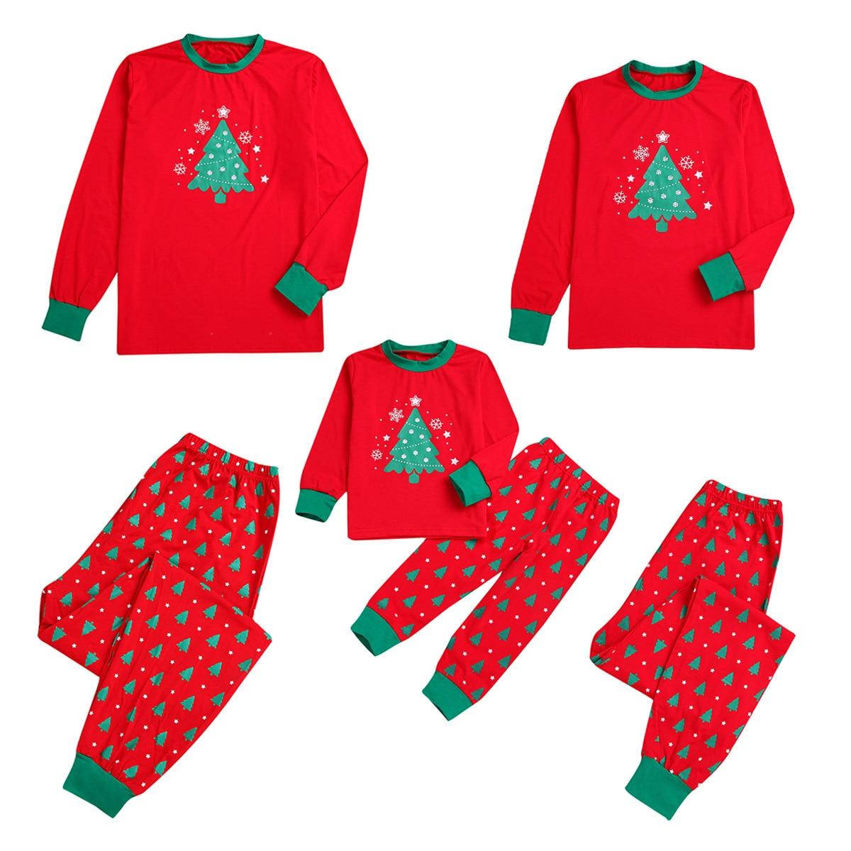 2020 família natal combinando pijamas define mãe filha pai filho e me sleepwear nightwear olhar família árvore roupas ternos