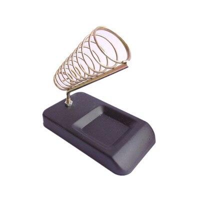 Ferro de solda arma suporte de metal titular base de metal suporte base base base suporte estação de apoio segurança proteger base l11042